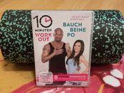 10 Minuten Workout - Bauch Beine Po