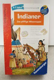 Spiel von Ravensburger Indianer - Das