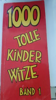 Buch 1000 tolle Kinderwitze
