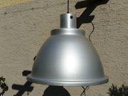 Retro Bauhaus Fabriklampe Ø 46cm