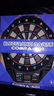 Electronic Dartboard Carromco Cobra-501
