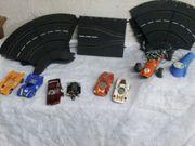 Carrera Schuco Spielzeugautos an Bastler