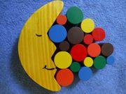 Kinderartikel Kinderspielzeug Holzspielzeug Stapelspiel Hand-Koordinations-Spiel