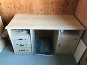 Schreibtisch buche hell