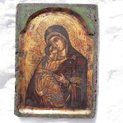 Ikone Muttergottes aus Griechenland Türkei