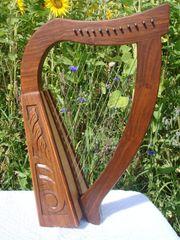 Irische Harfe 12 Saiten neu