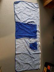 Vorhang für Hochbett unten mit