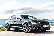 Audi A6 BiTDI Quattro S-line