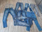 16 Jeanshosen in Gr 38