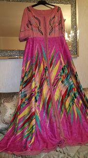 Kaftan marokkanisches kleid