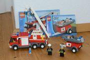 Lego 7239 Feuerwehr Löschfahrzeug