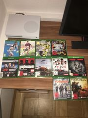 XBOX ONE Spielesammlung