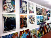Bilder - Acrylbilder auf Leinwand LEX