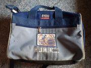 Coole Marken-Tasche Schultasche Sporttasche von