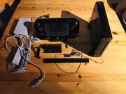 Wii U Konsole schwarz