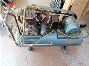 AGRE 2-Zylinder Industrie Kolbenkompressor
