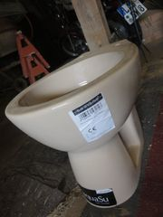 toilettenschüssel--WC