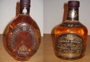 2 alte Whisky 12 Jahre