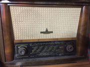 Röhrenradio Dresden