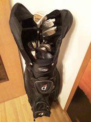 Damen Golfausrüstung kompl Mit Trolley