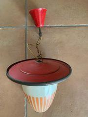 3 Vintage-Lampen