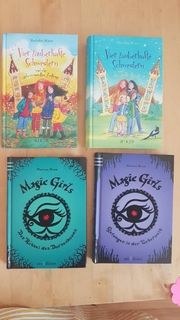4 Zauberhafte Schwestern Magic Girls