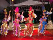 Karibik Tanz Show karibische Tänzer