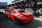 2009 Porsche Cayman S Teilelager