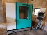 DMC 63 V Bearbeitungszentrum Vertikal