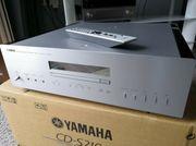 Yamaha CD-S2100 CD-Player SACD SilberSchwarz