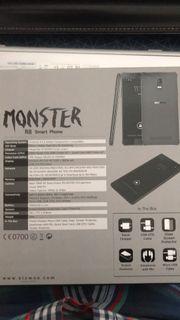 Smartphone Monster R8