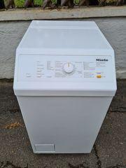 Toplader Miele A Waschmaschine Lieferung