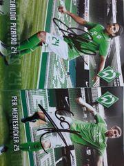 Werder Bremen Autogramme