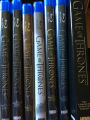 Game of Thrones Bluray