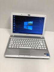 SONY VAIO NOTEBOOK - PCG-51112M - i3