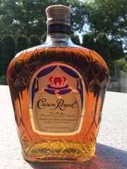 Whisky Crown Royal Blended Canadian