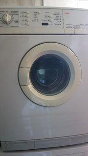 Waschmaschine AEG zu verschenken