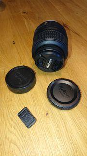 Nikon Objektiv AF-S DX 18-55