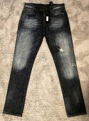 Damen Jeans - Gr 30 - Liebeskind