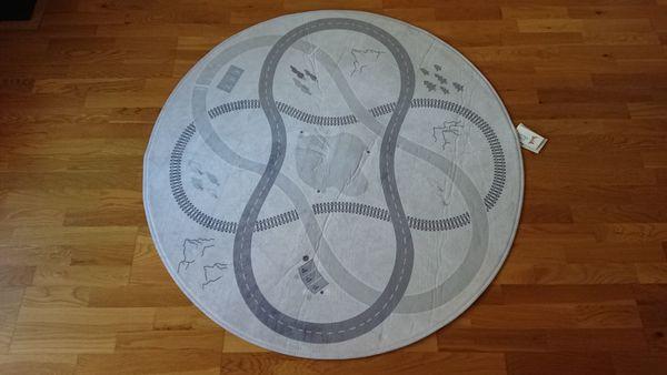 NEU Spielteppich Kinderteppich Spielmatte Marke