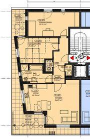 Erstbezug Top 3 Zimmer Wohnung
