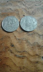 Münzen alt polen
