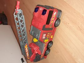 Sonstiges Kinderspielzeug - Feuerwehrauto Dickie Toys