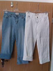 2x 7 8 Jeans Gr