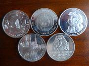 10EUR Münzen Satz