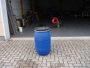 Wasserfass mit 120 l Inhalt