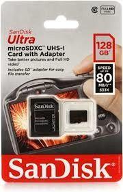 SanDisk SDXC UHS-1 128 GB