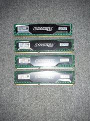 Gebraucht 16GB 4x 4GB DDR3