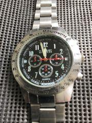 Armbanduhr Atlas for Men Edelstahl-Armband