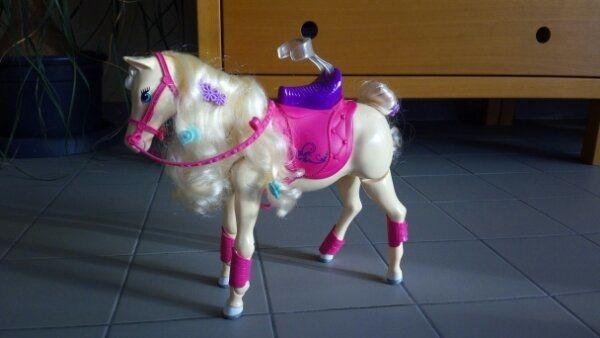 Barbie Pferd Auto Meerjungfrau